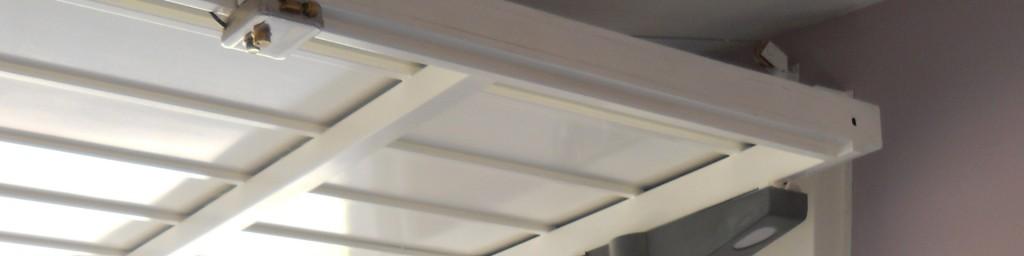 Metsa Automatización de portones corredizos aéreos