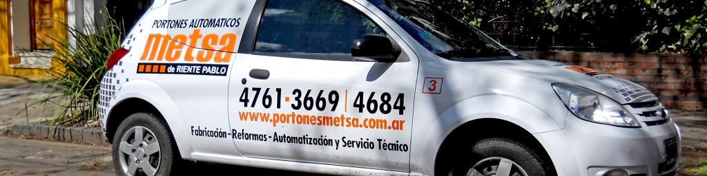 Metsa Portones